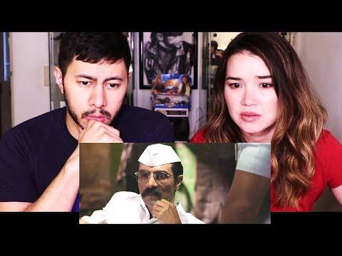 DADDY | Arjun Rampal | Aishwarya Rajesh | Official Trailer Reaction!