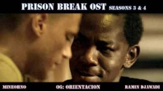 Prison Break OST Seasons 3 & 4 (06 Orientacion)