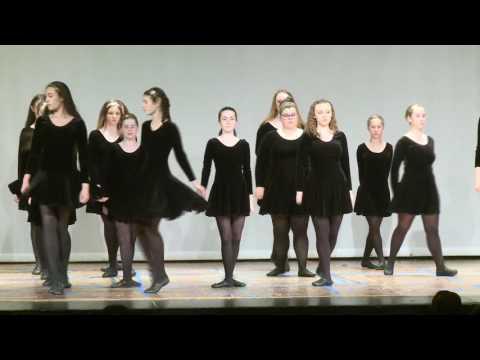 The Buckley School of Irish Dance Slip Jig