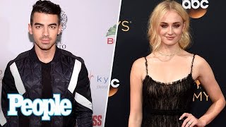 Joe Jonas and Sophie Turner Spotted Getting Cozy in the Netherlands | People NOW | People