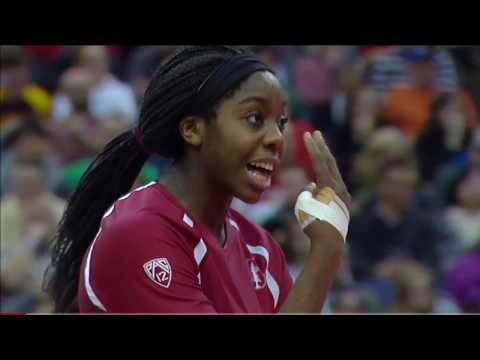 Stanford v Texas, 2016 NCAA Women's Volleyball Championship Match