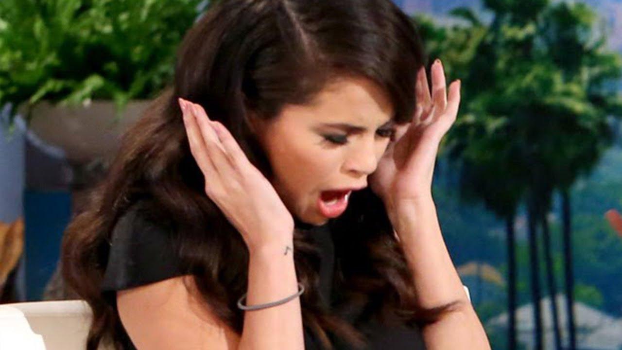 Selena Gomez Tells Paparazzi You're Scaring Me' in HeartbreakingVideo pictures