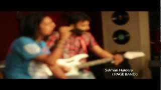 Rage (Salman Haidery )live Exclusive Video by (Tripod Pakistan)
