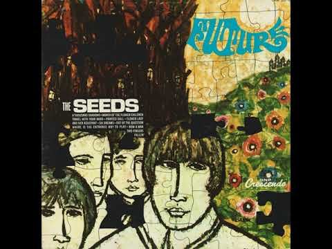 The Seeds  -  Future  1967  (full  album)
