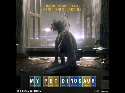 MY PET DINOSAUR |  (2017) | Official HD Trailer streaming vf