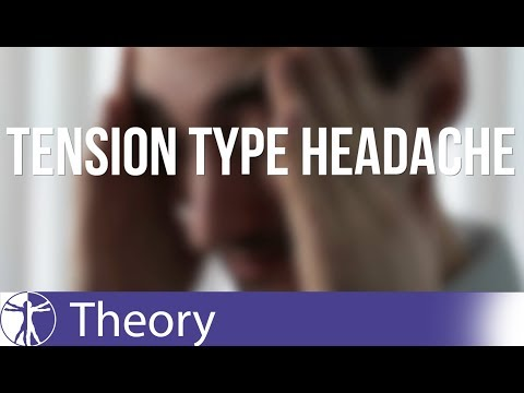 Tension Type Headache | Characteristics & Clinical Presentation