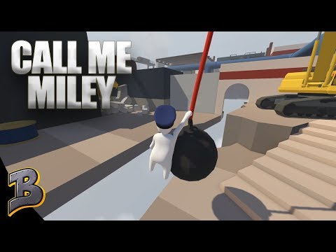 They Call Me Miley Cyrus! Human: Fall Flat Co-op
