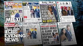 Did racism play a role in Meghan and Harry's decision to step back from royal duties?