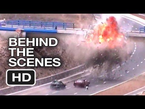 Fast & Furious 6 Behind The Scenes - Bridge Explosion (2013) - Vin Diesel, Paul Walker Movie HD