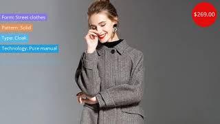 Coats $35.65 - $269.00