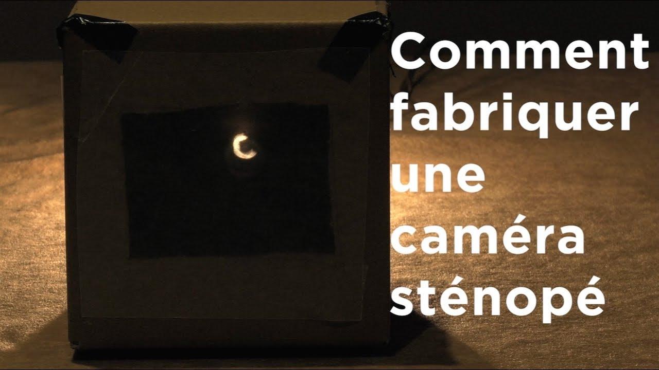 Comment Fabriquer Une Caméra Sténopé