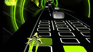 Audiosurf : Scott Brown - Turn up the music (Marc Smith & Al Storm Remix)