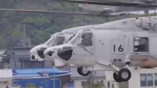 JMSDF SH-60K and SH-60J