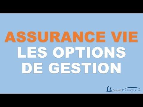 Assurance vie : Quelles options de gestion utiliser ?
