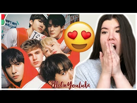 [STATION 3] NCT DREAM X HRVY 'Don't Need Your Love' MV Reaction