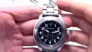 видео Часы Emporio Armani Sports Watch (копия) - купить по низкой цене, с доставкой по России