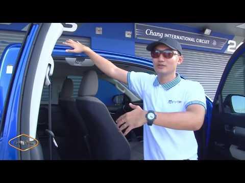 """เจาะลึก! """"รีโว่ สมาร์ทแค็บ"""" 2015 Toyota Hilux Revo Smart Cab [HD]"""