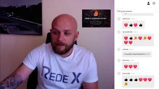 Внеплановый вебинар от основателя компании RedeX  Головащенко Андрей