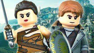 LEGO DC : Wonder Woman & Steve Trevor - Showcase