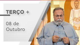 Terço de Aparecida com Pe. Antonio Maria – 08 de Outubro de 2020