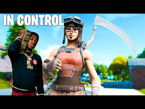 """Fortnite Montage -""""IN CONTROL"""" (NBA Youngboy)"""