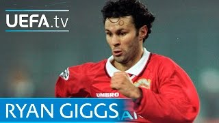 Download Video Ryan Giggs solo goal for Manchester United v Juventus MP3 3GP MP4