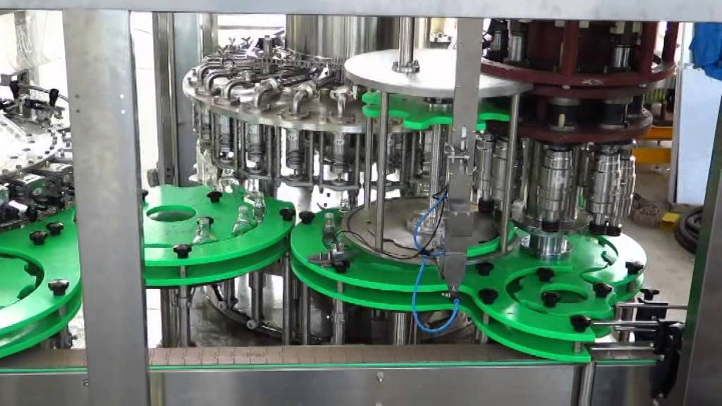 Glass Bottle Maple Syrup Filling Machine Youtube