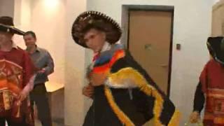 мексиканский танец жениха