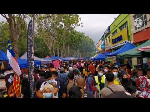 Pasar Ramadan 2021 Melaka: Taman Rambai Jaya.