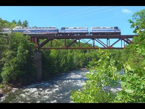 Saratoga North Creek Railway - One Way to North Creek