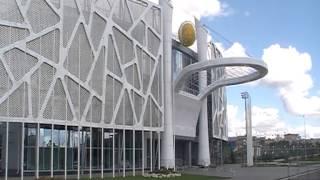 видео академия тенниса в казани