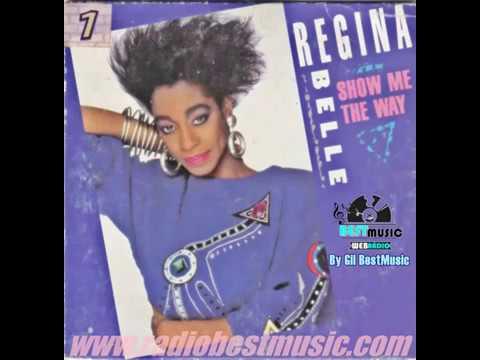 Regina Belle - Show Me The Way '' Effect '' = Radio Best Music