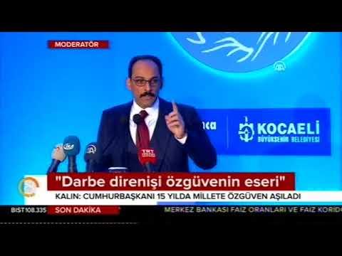 Kanal 24 / Basında Kartepe Zirvesi 1