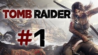 Thumbnail für das Tomb Raider Let's Play