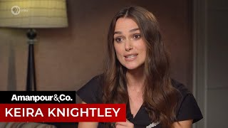 Keira Knightley: Fame's Toll on Mental Health