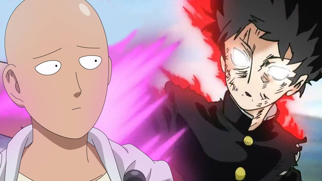 One Punch Man Vs Mob Psycho 100 -- Is This Really a Question?