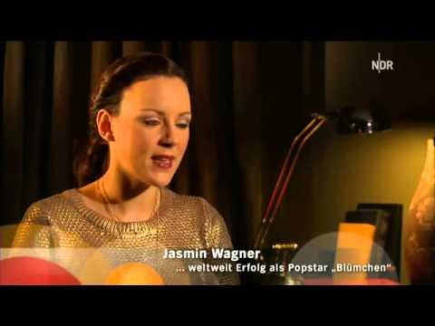 Jasmin Wagner beim Abend für die Kinderstars - Interview