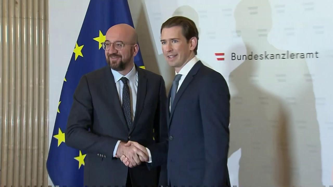 Alexander Schallenberg sworn in as Austria chancellor after ...