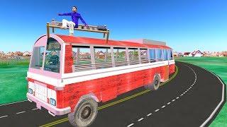 स्लीपर बस Sleeper Bus Yatra हिंदी कहानिया Hindi Stories Funny Video Hindi Kahaniya Comedy Video