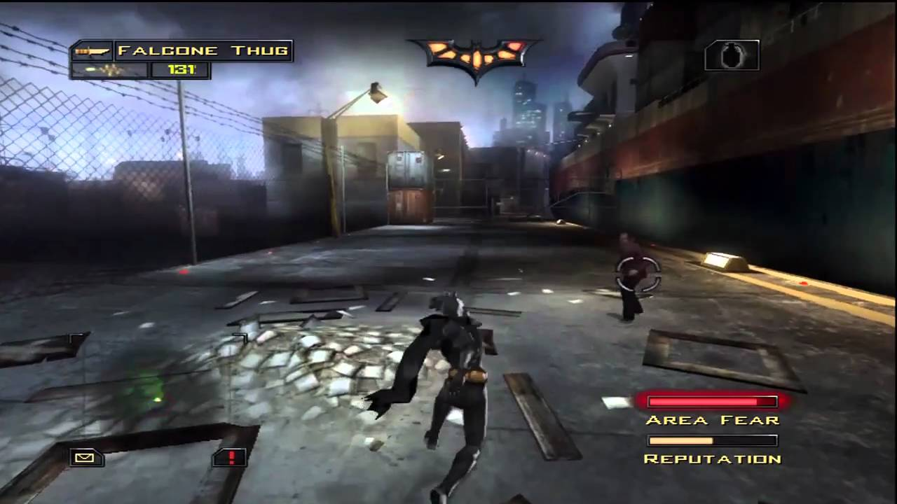Image result for batman begins gameplay
