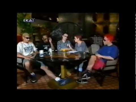 The Prodigy Interview - Athens - (May, 1995)