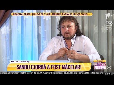 Sandu Ciorbă, povestea vieții în țigănie: Am avut concert de 21 de ore
