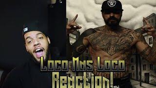 El Loco Mas Loco - Cartel de Santa (VIDEO OFICIAL) New Video reaccion