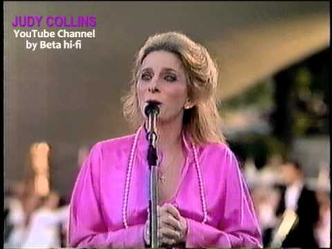 "JUDY COLLINS & Boys' Choir Of Harlem - ""Battle Hymn Of The Republic"" 1993"