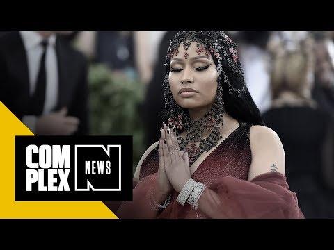 Nicki Minaj Defends Drake in Pusha-T Beef