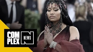 Nicki Minaj Defends Drake in Pusha-T Beef