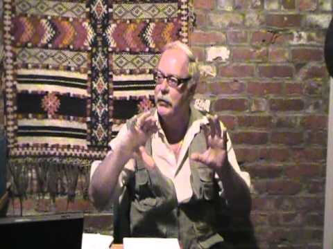Richard Harteis The Metaphysics of Poetry: Emotion, Eros, and Loss Part 1 of 2