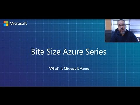 what-is-microsoft-azure?