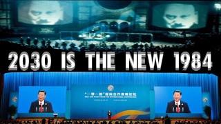 2030 is the new 1984 GLOBALIST NWO AGENDA Orwell's Nineteen Eighty Four New World Order AGENDA 21