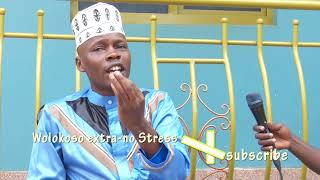 SHEIK UMARU BACK from prison - Laughs loud on haters - MC IBRAH INTERVIEW